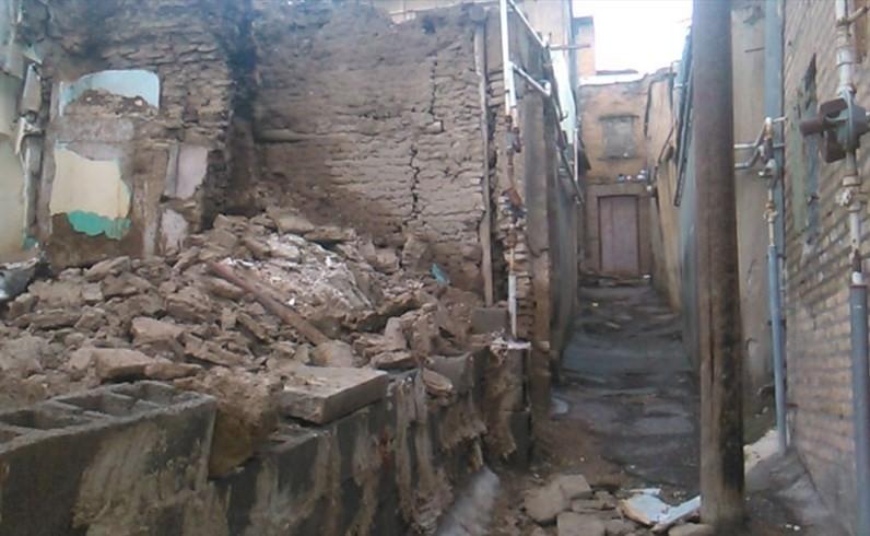 کاستی های بافت تاریخی شهر کرمانشاه