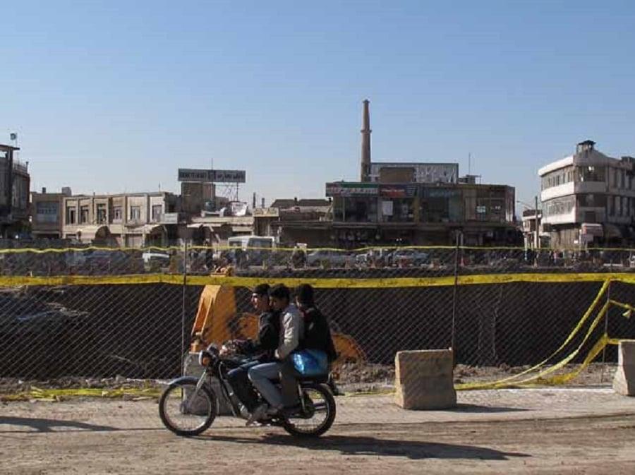 ماجرای پروژه میدان عتیق شهر اصفهان / قسمت اول