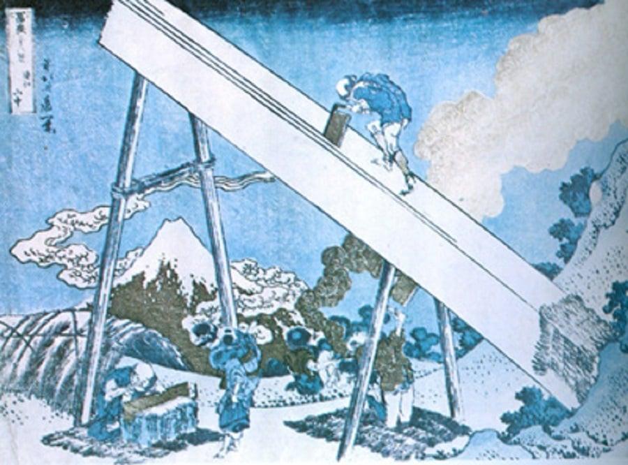 هوکوسای(۱۸۴۹-۱۷۶۰)