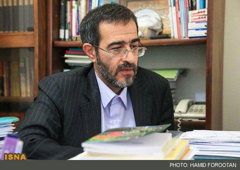علی منتظری در فرهنگستان هنر، حکم گرفت