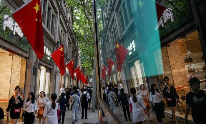 پیادهراه ، ابزاری برای اعمال سیاستهای حاکمیت در شهر سوسیالیستی؛ نمونۀ موردی:پکن