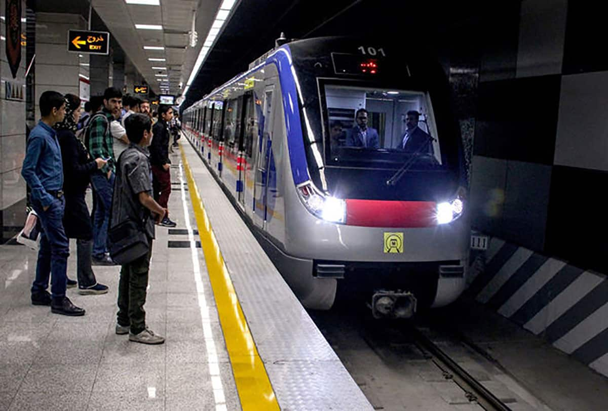 کمبود ناوگان در خطوط مترو، مشکل این روزهای پایتخت