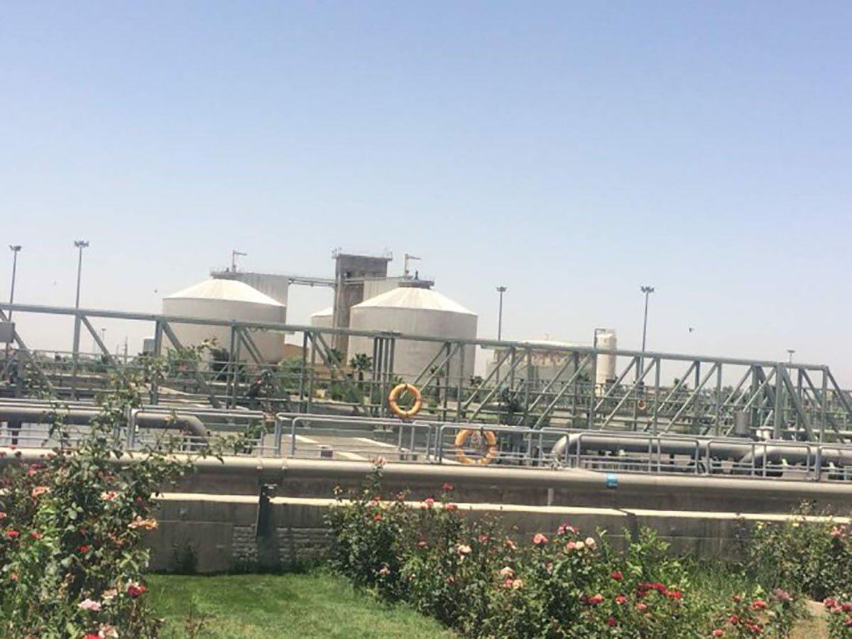تکذیب دپوی لجن فاضلاب در «خرمن تپه» جنوب تهران