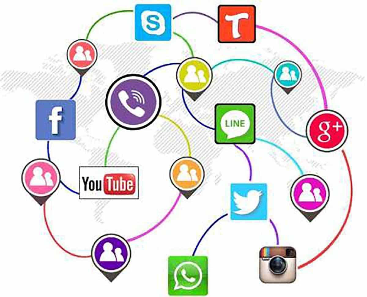 شبکههای اجتماعی مجازی، تیغ دودم (۱)