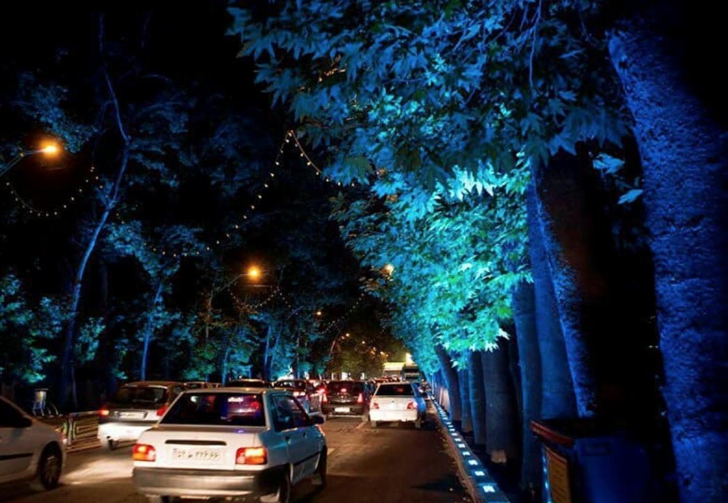 نورپردازی رنگی در فضای شهری؛ زشت یا زیبا؟