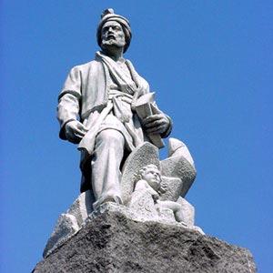 مجسمههای مشاهیر