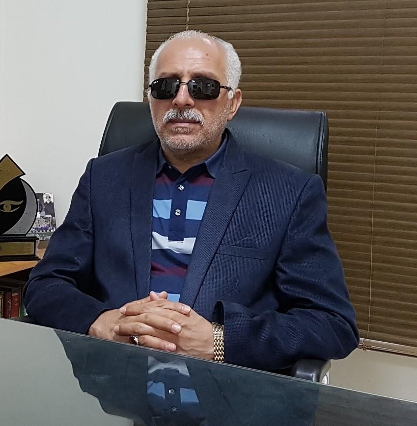 منصور شادکام: «درخواست اصلی ما مناسبسازی شهر برای نابینایان است».