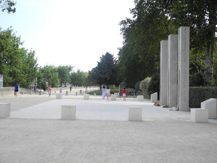 یادمان های شهدا؛ ارزشهای منزوی شهر