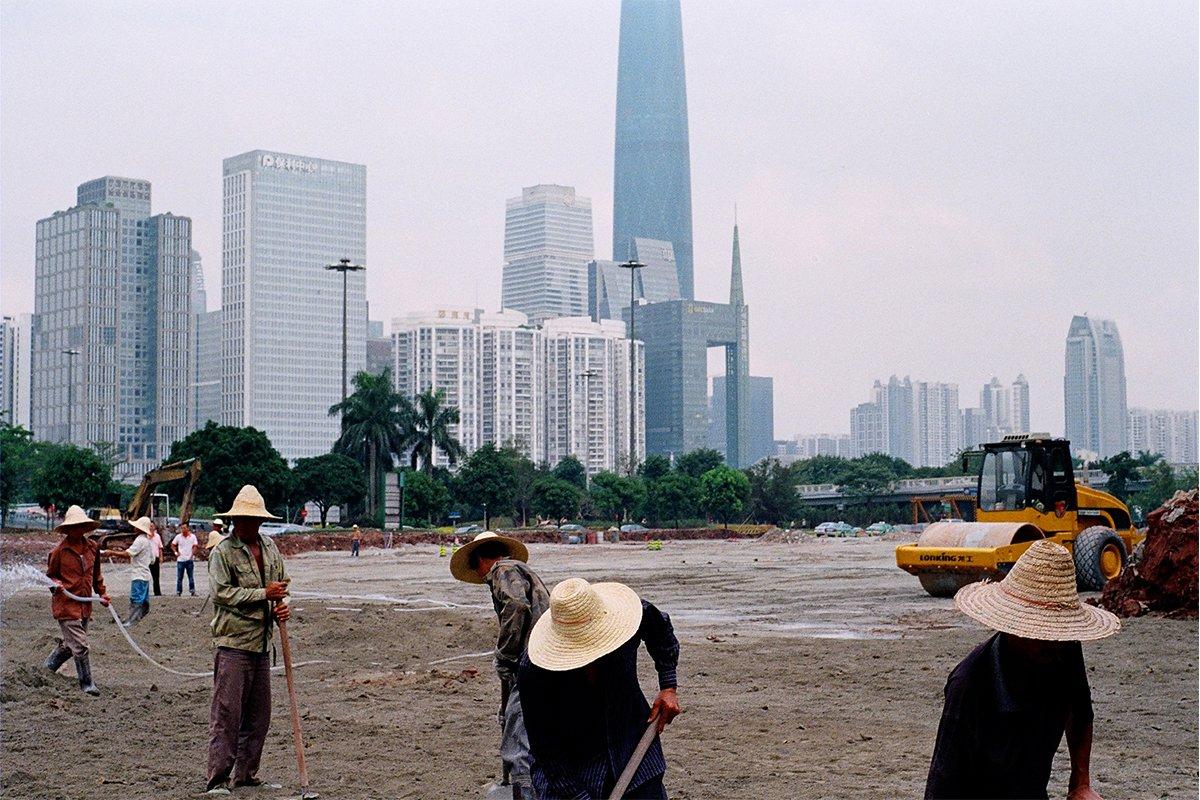رویکرد چین در معماری آینده