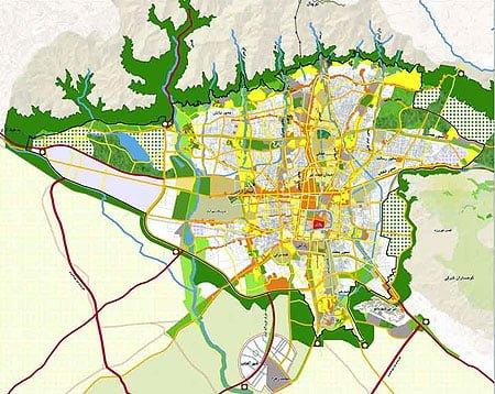 آیا تنها دغدغه برای کمربند سبز تهران بالابردن سرانۀ فضای سبز آن است؟