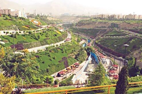 رویکردهای توسعه برای درههای تهران