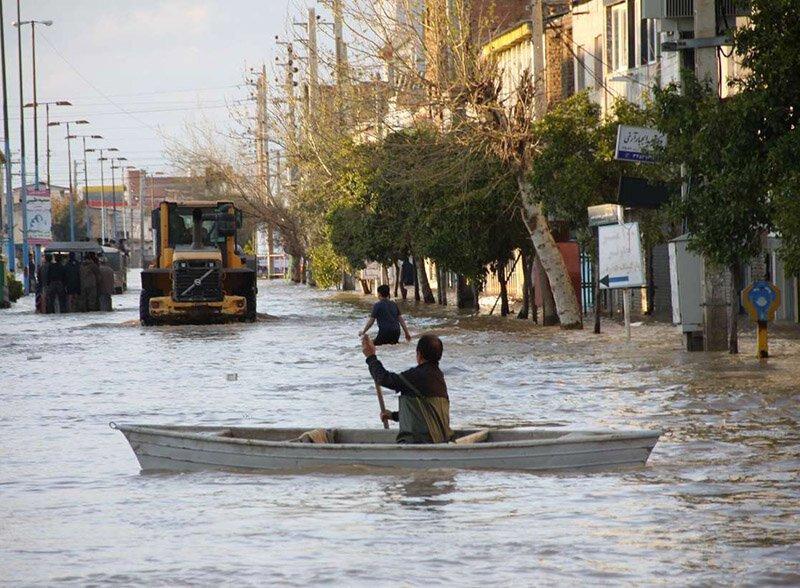 بررسی ماهیت کمکرسانی شهرداری یک شهر به شهر سیلزده