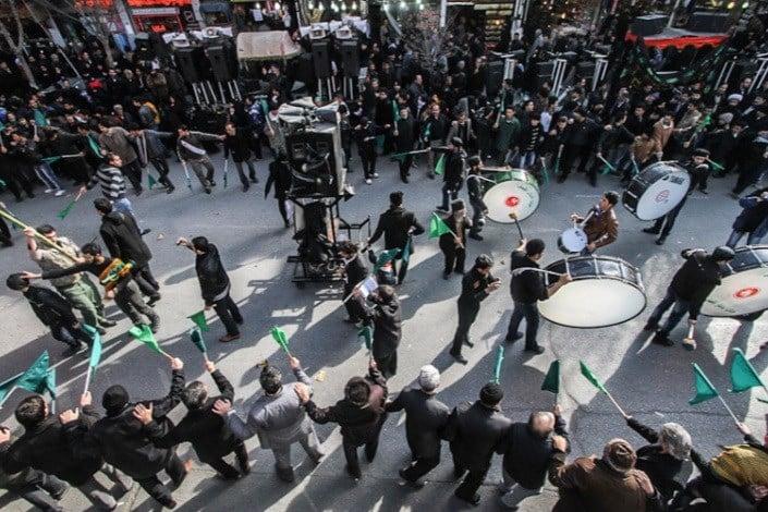 مدیریت دولتی خط قرمز مدیریت رویدادهای مذهبی ایرانی