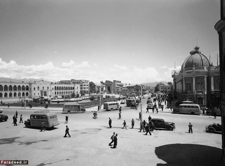 سیاست شهری در تاریخ معاصر ایران (۱۲۹۹– ۱۳۲۰ ه.ش)؛ با تأکید بر فضاهای عمومی شهر تهران