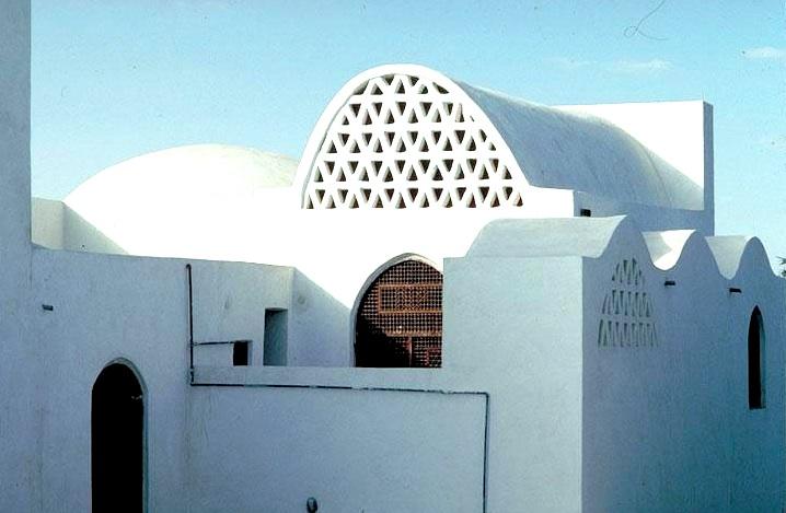 معماری بومی