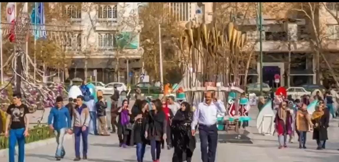 ترویج زندگی پیاده در قلب تاریخی تهران
