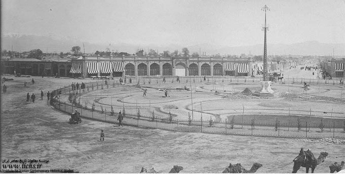 میدان اعدام: از پاقاپوق تا خیام