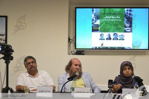 تلاش دانشگاه تهران برای ادامه طرح توسعۀ دانشگاه با همان روش گذشته