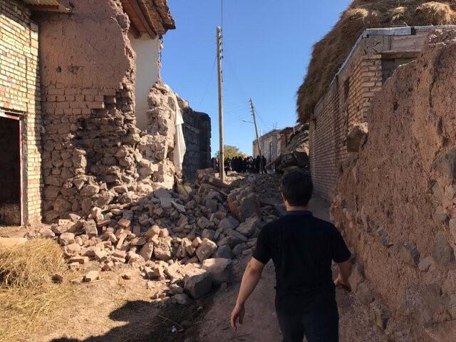 لزوم رسیدگی به بافتهای ناپایدار قبل از وقوع زلزله