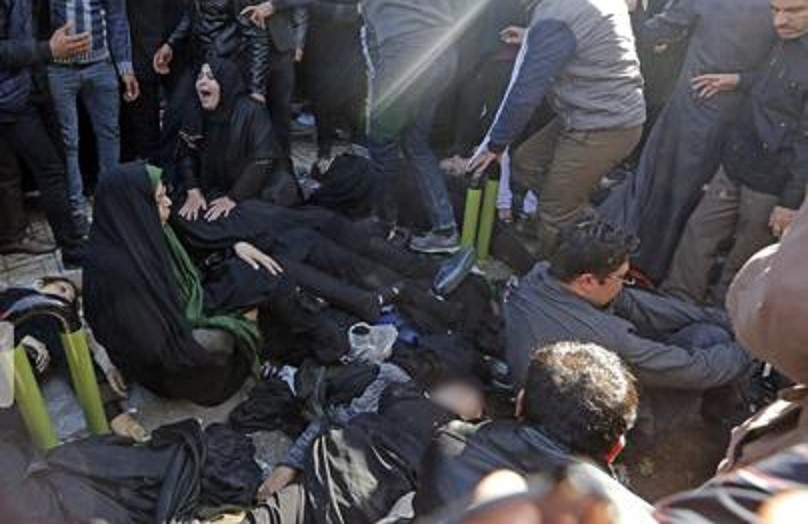 آسیب های انسانی در مراسم خاکسپاری، حاصل ناتوانی در مدیریت رویداد
