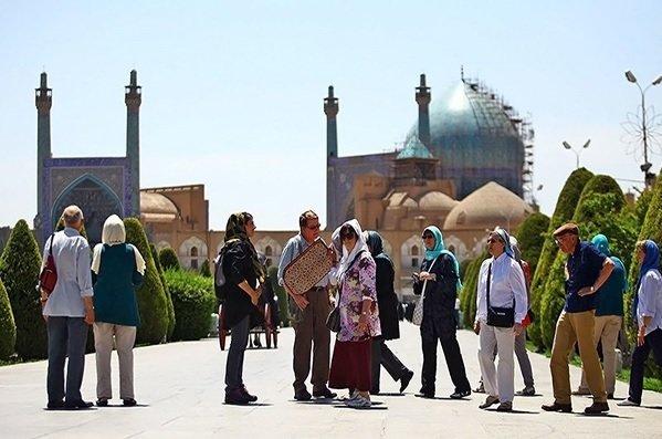 اختلال در امنیت روانی گردشگران خارجی
