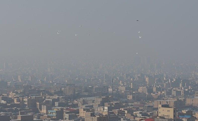 «باد» هم دلیل و هم راه حل آلودگی هوای تهران