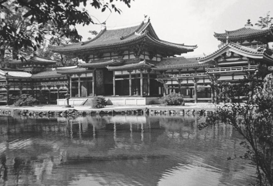 مقایسه معماری غربی با معماری ژاپن
