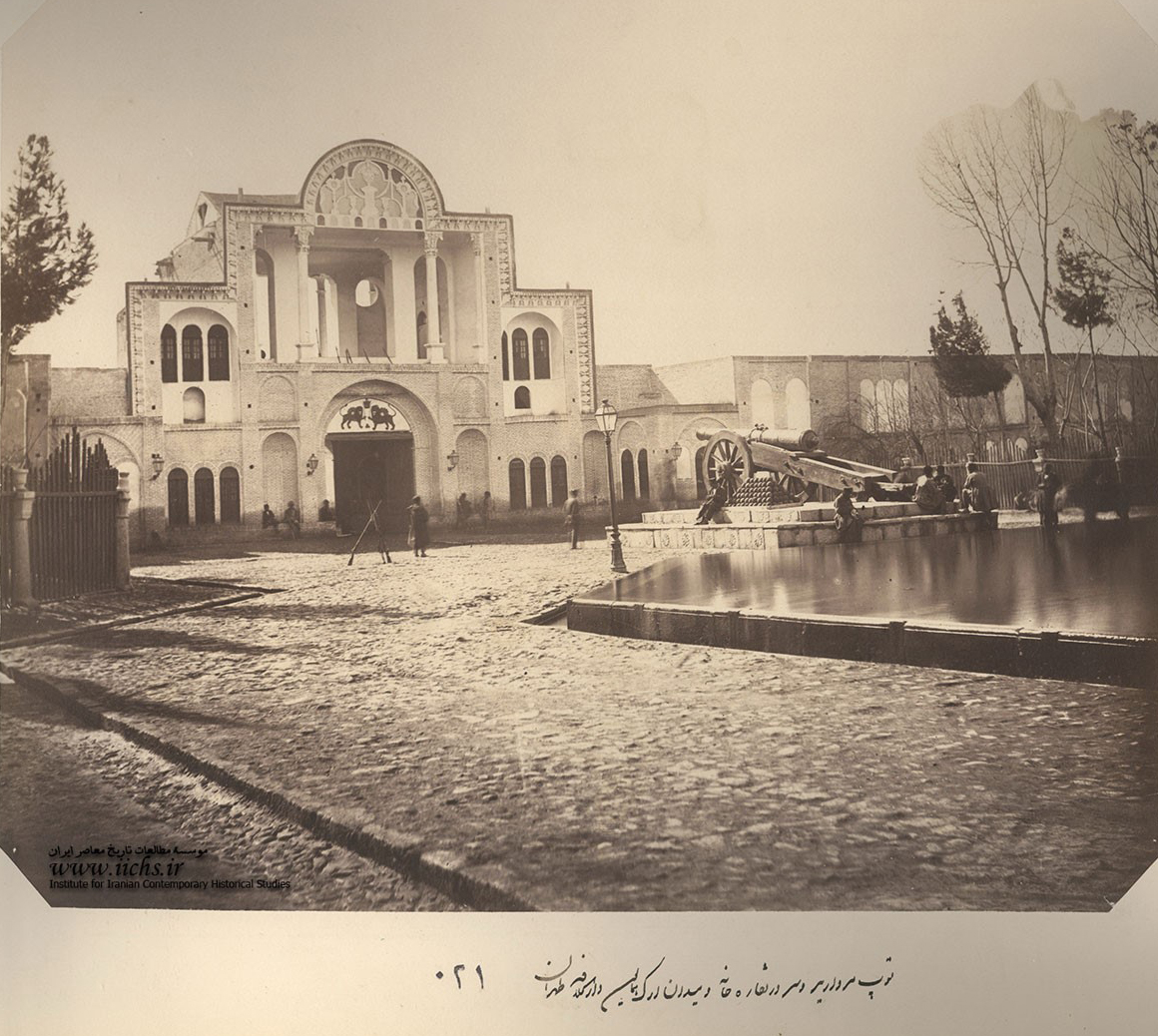 مجسمههای فیگور انسانی در میادین شهر تهران از دوره قاجار تا اواخر دهه 60