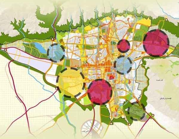 حذف مرکز شهر؛ از الگوی اروپایی تا برنامه راهبردی آمریکایی