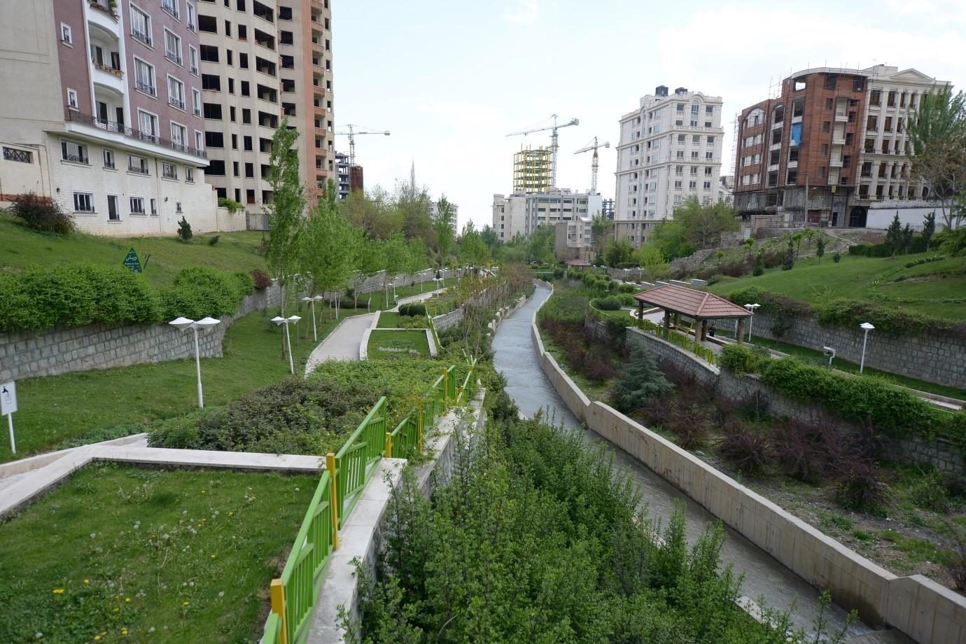 جداسازی تعاملات اجتماعی از ساختارهای طبیعی در شهر