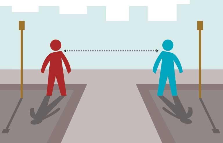 فاصله اجتماعی؛ تضاد مفهومی، مولد دستورالعملی راهبردی