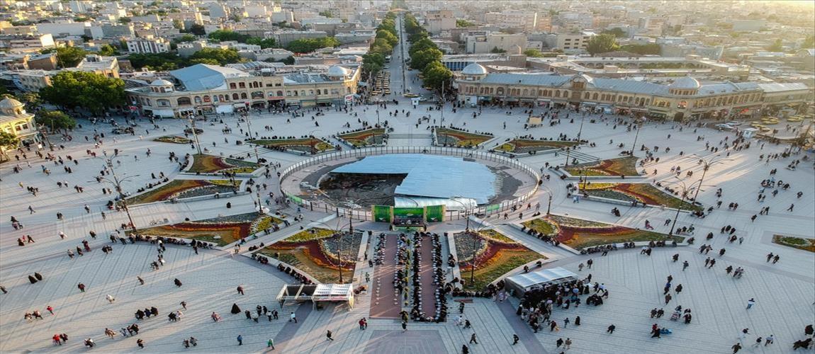 از همگسیختگی پیکرهبندی فضایی در شهرسازی معاصر ایران