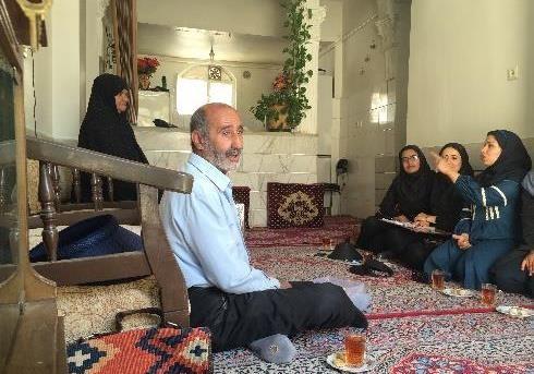 مشارکت مردم در توسعه بافت تاریخی پس از جهانی شدن شهر یزد