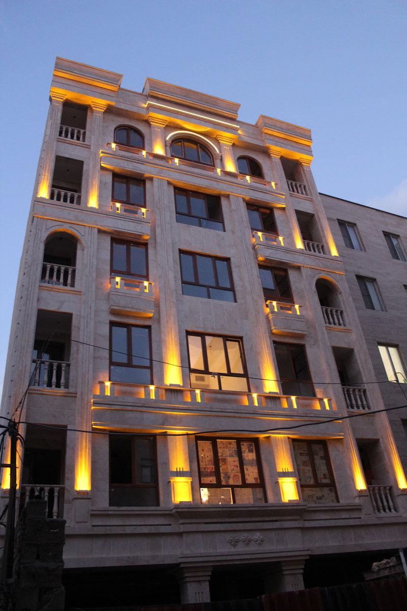 نماهای ساختمانی تهران؛ نیازمند تصمیمگیری یکدست یا …؟