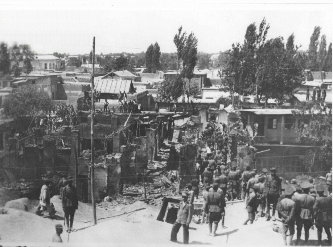نقش کریم آقا بوذر جمهری در شکل گیری معماری و شهرسازی تهران عصر پهلوی اول