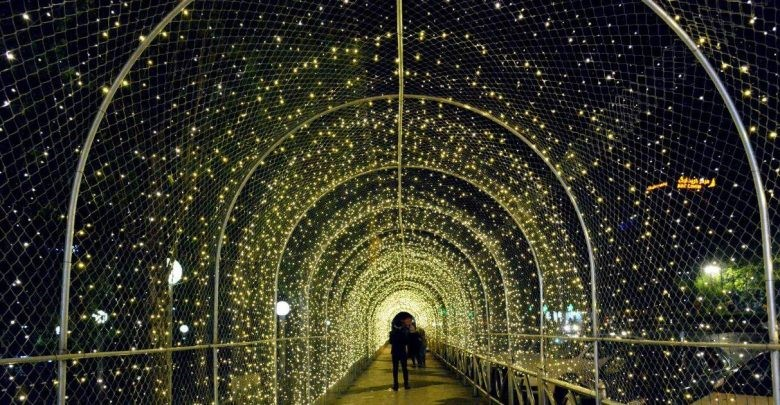 منظر شبانه تهران؛ طرحی برای حیات بخشی شهر یا تزئین آن؟