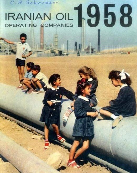 لوله ها، شاهرگ شکل گیری منظر صنعتی شهرهای نفتی خوزستان