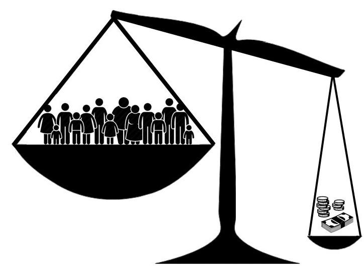 قانون گذاری نمایندگان ملت و واگذاری حق عمومی
