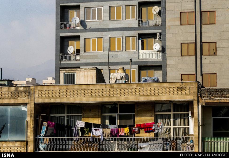 فضاهای باز آپارتمانی، راهکار بهداشت روانی
