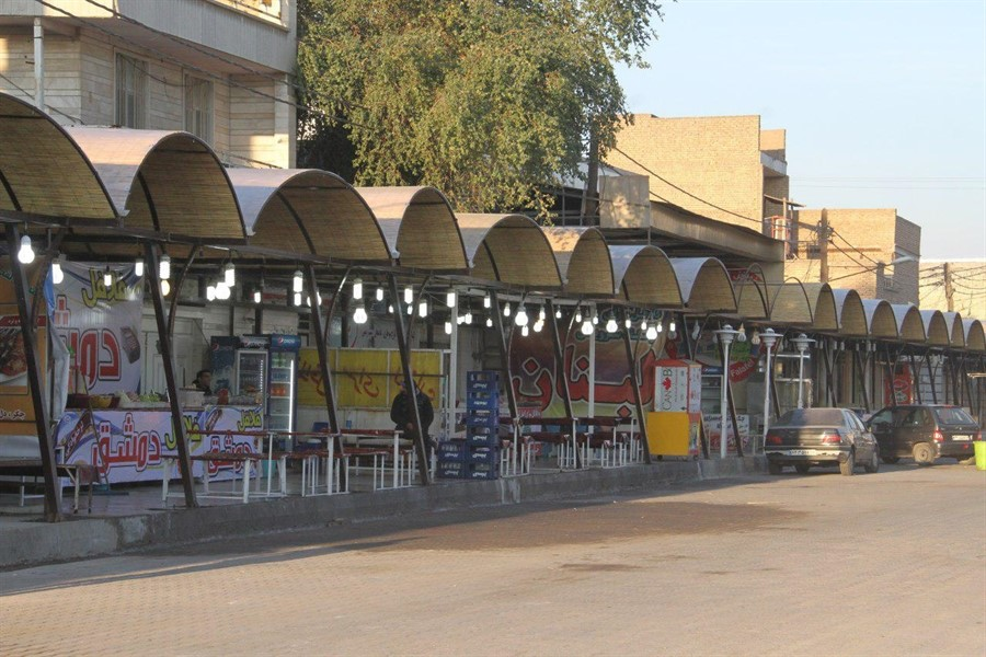 نتیجه «سیاست های شهری سازمانی» و «همبستگی محلی» در منطقه لشگر آباد اهواز