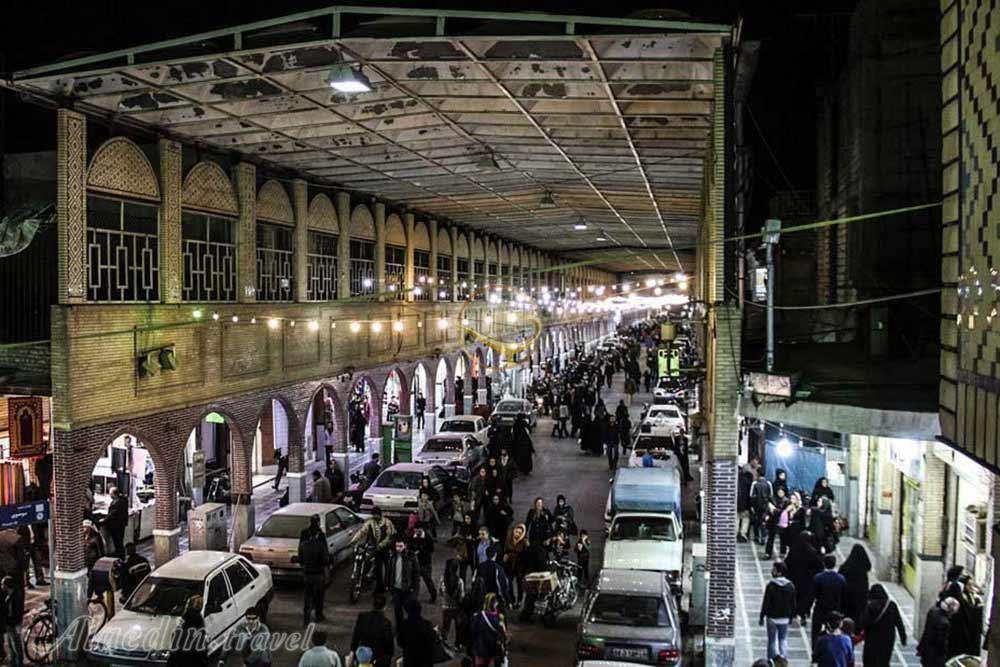 نگاهی به وضعیت بازار امام اهواز
