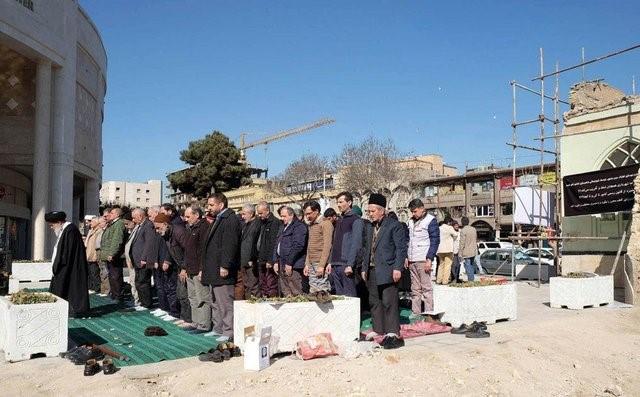 تاملی پیرامون شرایط تخریب مساجد در طرحهای توسعه شهری به بهانه تخریب روبنای مسجد «هفت در» محله نوغان مشهد
