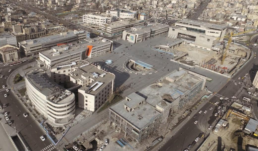 میدان شهدای مشهد فضای شهری حکومتی یا فضای جمعی مدنی؟