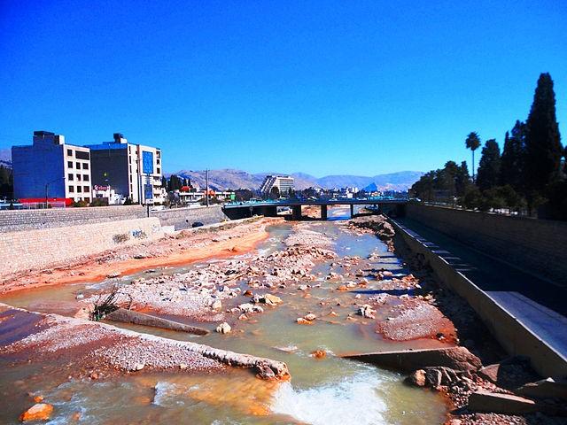 سرگشتگی مدیریت شهری شیراز در برخورد با رودخانه شهری و مزایای آن