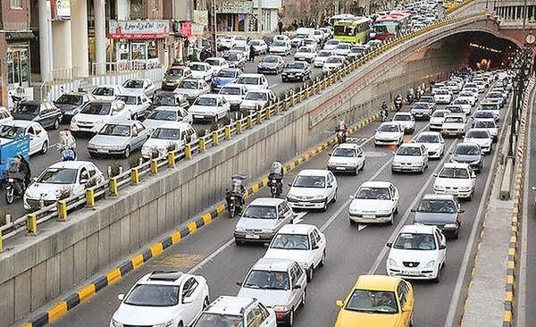 توسعه های سیستمی خلاف جهت در شهر تهران