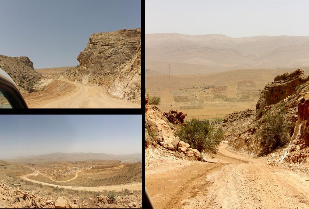 کوهستان، طبیعت بی دفاع در حومه شهر
