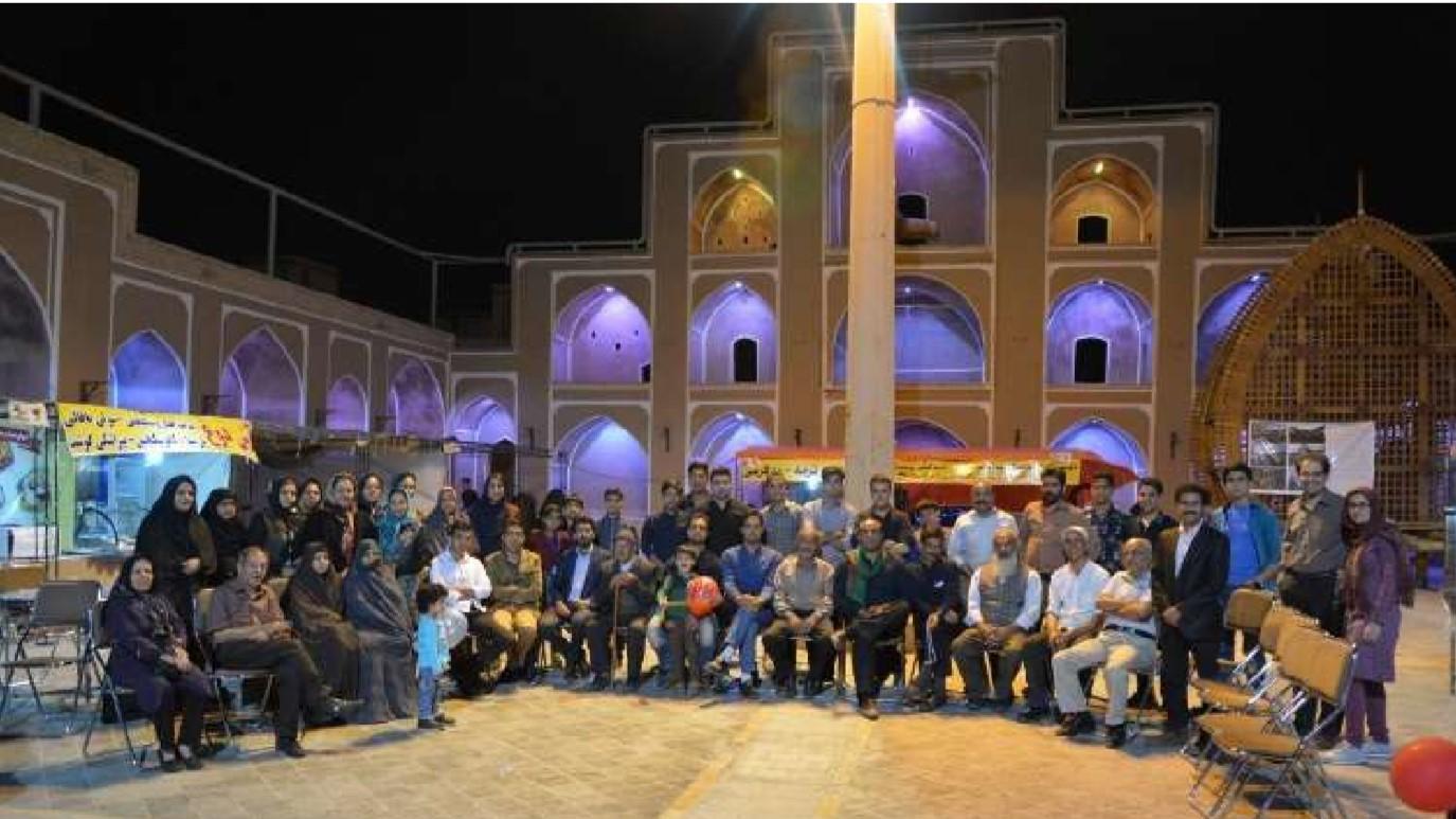 مشارکت ساکنان در طراحی و مدیریت محلی در بافت تاریخی یزد