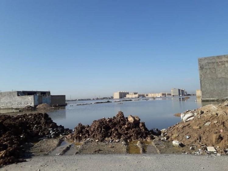 شهر علیه اکولوژی منظر؛ نگاهی به معضل آب گرفتگی معابر شهر اهواز