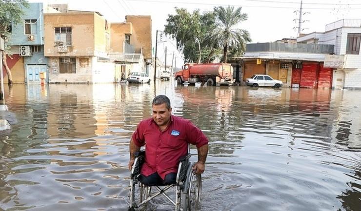 باران، نعمت الهی یا بلای انسانی؟