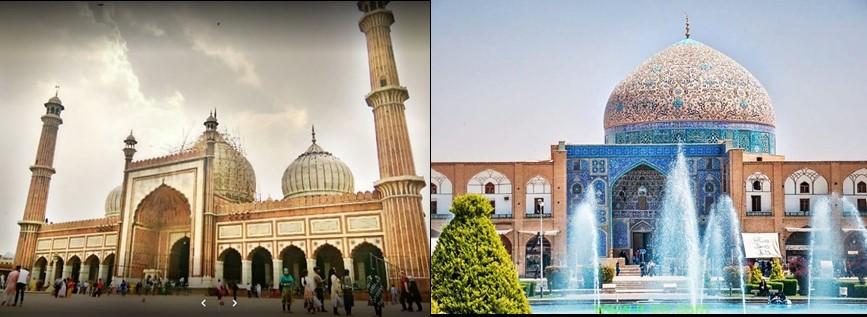 سیمای شهر اسلامی